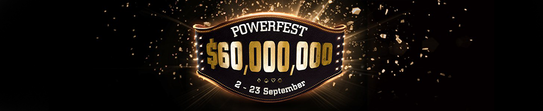 Partypoker to Host Million Guaranteed Powerfest