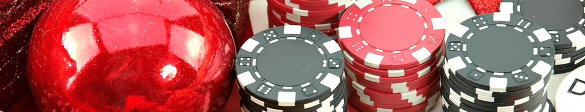 Poker Rooms Christmas Promos