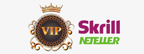 VIP statuses in Skrill and Neteller for PokerProDeals players